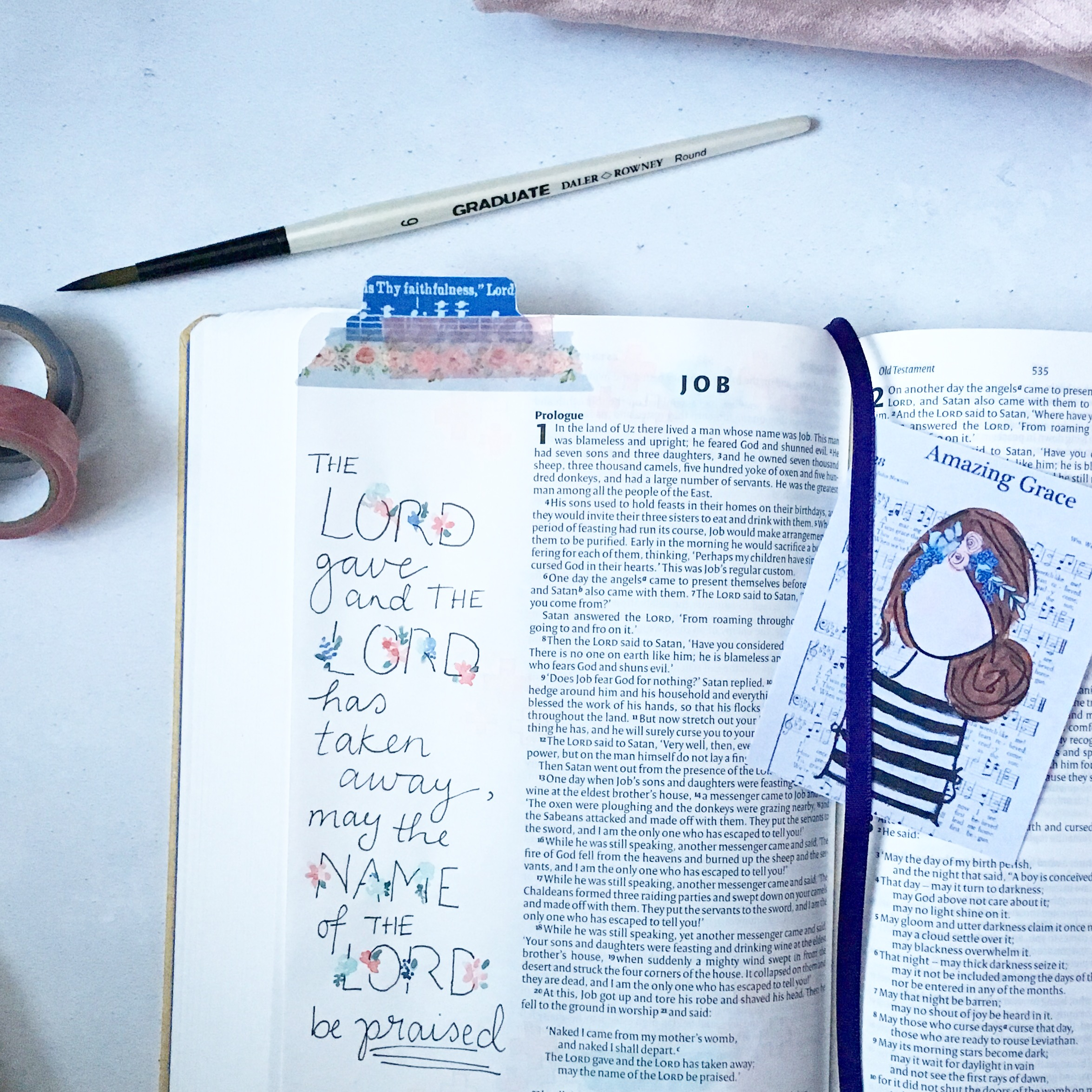 Job | Bible in a year