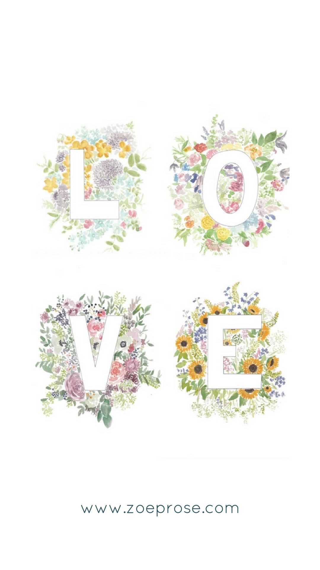 Put on love – and free love lockscreens