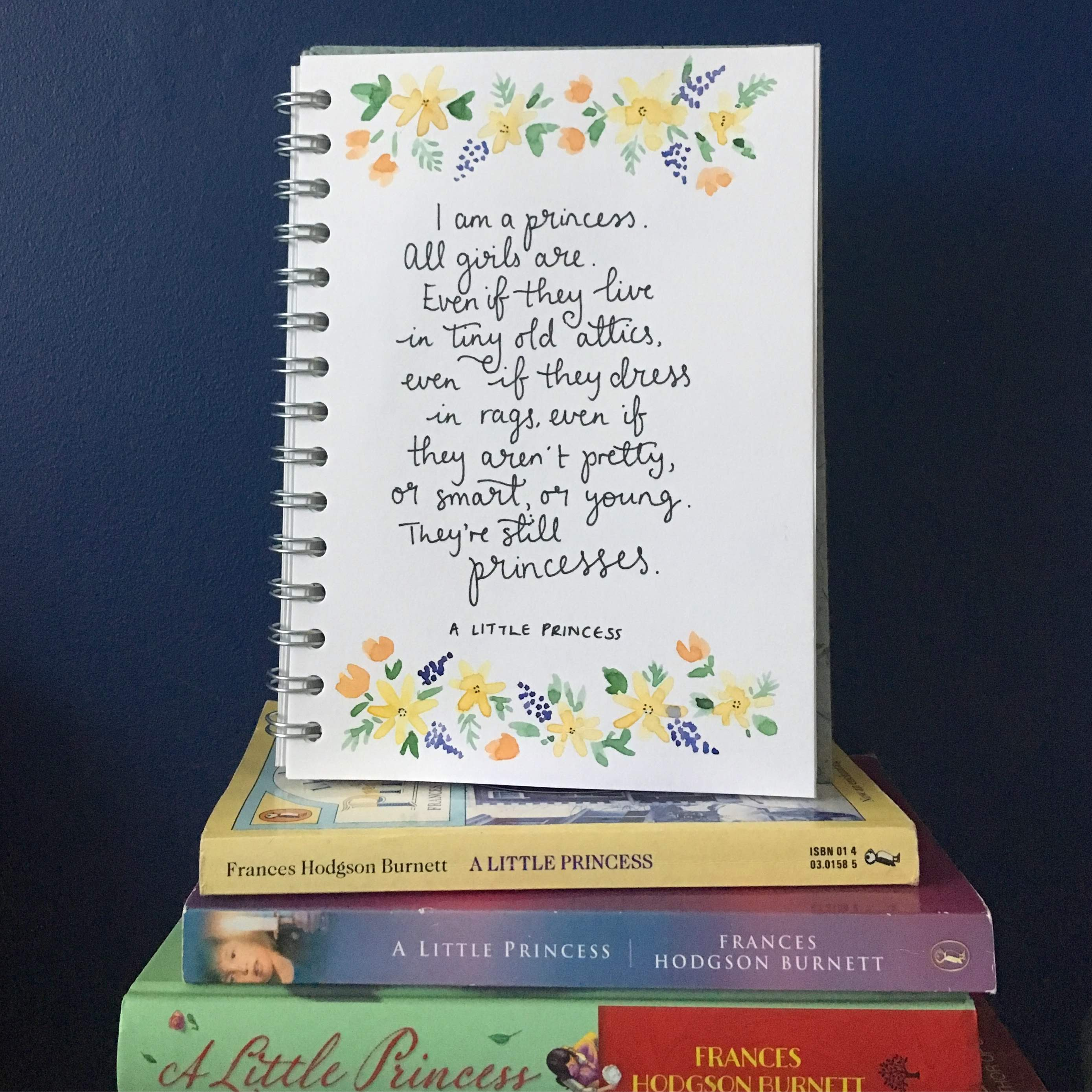 100 days of flowers and prose